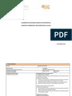Sugerencia de Secuencia Didáctica Por Módulos Unidad de Aprendizaje_educación Para La Salud