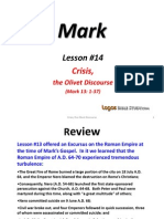 14.  Crisis, the Olivet Discourse.pptx