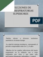 IVRS (Infección de Vías Respiratorias Superiores)