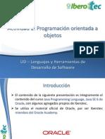 A2 Programacion Orientada a Objetos