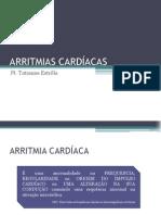 ARRITMIAS CARDÍACAS - uepb