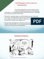 curriculum and pedagogy