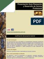 Material Curso Planeacion de Carrera Profesional