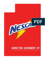 Nescau Marketing