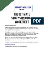 Ultimate Story Structure Worksheet v5