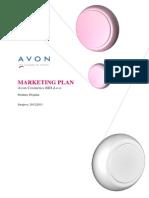 Marketing Plan AVON