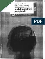 Sierra, J. (1991). Métodos y Técnicas de Evaluación de Las Disfunciones Sexuales Cap 9