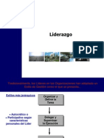 Liderazgo - p. Gómez