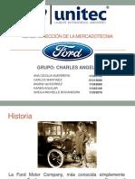 Presentación Mercaditécnia Ford 2014