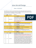 General Aviation AC Design - Errata 10-29-2014