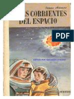 ASIMOV- Las Corrintes Del Espacio