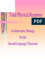 TPR Total Physical Response Method