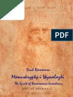 Leonardo Da Vinci Vol Iv Manuscripts