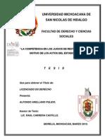 LACOMPETENCIAENLOSJUICIOSDERECTIFICACIONCONMOTIVODELOSACTOSDELESTADOCIVIL.pdf