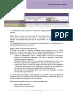 c. Organizacional