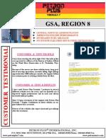 T - Petron Plus Ind. Testimonial - GSA (General Services Administration)[1]