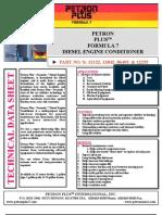 Petron Plustm Formula 7 Diesel Engine Conditioner
