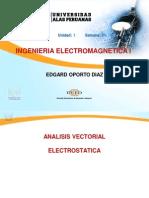 PRIMERA CLASE DE Ing Electromagnetica