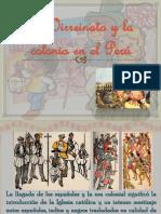 Colonia en El Peru