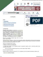 Los Disquetes - Monografias