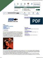USB - Universal Serial Bus - Monografias