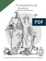 Casa de La Justicia Comunitaria