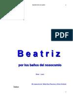 Beatriz x los baños