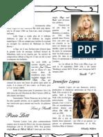17 Page Musique lady gaga