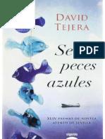 Seis Peces Azules, David Tejera