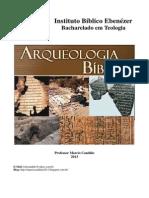 Apostila de Arqueologia Bíblica - 1