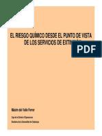 1 Riesgo Quimico Punto Vista Servicios Extincion Maxim Valle