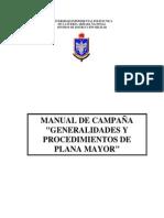 Manual de Generalidades de Plana Mayor 1