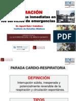 5 Consecuencias Inmediatas Servicios Emergencias Agusti Ruiz