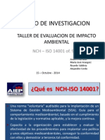 NCH-ISO 14001 OF97