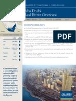 Abu Dhabi Market Overview Q4 2007