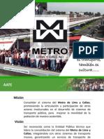 Cultura Metro 2013