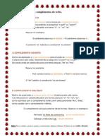As Funções Sintáticas_Complemento Direto (CD), Complemento Indireto (CI) e Complemento Oblíquo (CO)
