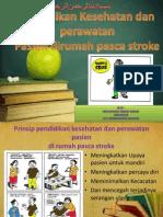 Perawatan Rumah Stroke Imron