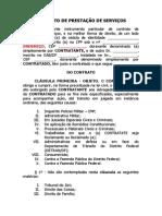 Contrato Pm