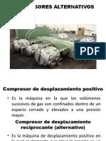 COMPRESORES ALTERNATIVOS - PRINCIPIOS