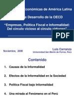 Informacion Laboral america latina