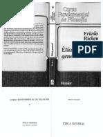 FRIEDO RICKEN-Etica General