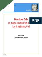 LCox Sem Divorcio en Chile