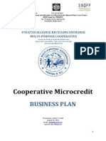 Microcredit Business Plan for Cooperatives