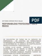 Responsabilidad Medica 2014