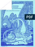1979 - Adventures in Fantasy - Book of Adventure