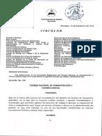 Limites Notificaciones Managua
