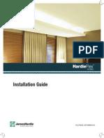 Hardiflex Ceiling