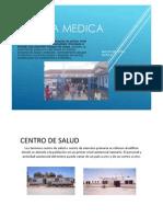 Posta de Salud Grupo 1