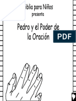 Peter and the Power of Prayer Spanish CB